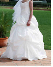 Unbranded Beading Ball Gown/Dutchess Wedding Dresses