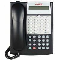 AT&T Lucent Avaya Partner 18D Eurostyle Phone Series 2 Avaya Display TelePhone