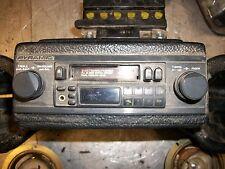 Windjammer Vetter fairing radio stereo housing pyramid digital tune cassette