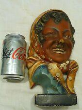 Vintage Art Brabancon Belgium Chalk Ware Figurine No 30 Restoration Project