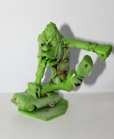 Vintage MARX NUTTY MADS Green Donald The Demon Toy Figure 1963