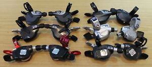 SRAM Shifters Shifter Bike Gear Lever Right Left Choice  2 3 7 8 9 10 11 Speed