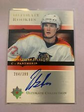 A6617 - 2005-06 Ultimate Collection #117 Rostislav Olesz Auto/399 RC