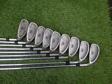 Macgregor DX - SW Regular steel shaft golf clubs irons