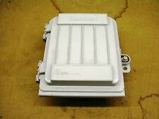 AFL Telecommunications CG-500 Coax Demarcation Enclosure w/CableGuard logo