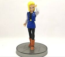 Japan Bandai Real Works Android 18 Dragon Ball Z Anime Action Good Figure Toy