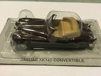 "DIE CAST "" JAGUARD XK140 CONVERTIBLE "" DREAMS CAR SCALA 1/43"