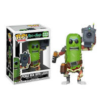Rick and Morty Pickle Rick with Laser Funko Pop! Vinyl Figure #332