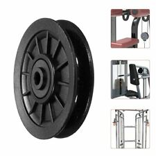 105mm Pulley Wheel Bearing Cable Gym Fitness Training Universal Equipment Parts
