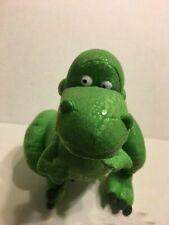 "Disney  Toy Story  Rex  Green Dinosaur 14"" Plush Stuffed Animal"