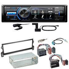 JVC KD-X561DBT Digitalradio Bluetooth USB Einbauset für MINI R50 R52 R53