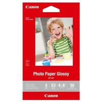 200 Count GENUINE New Sealed Canon Glossy Printing Photo Paper -Free Shipping!!