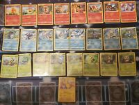2021 McDonalds Pokemon 25th Anniversary Cards COMPLETE NON-HOLO SET NEW