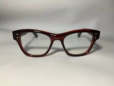 OLIVER PEOPLES RX Eyeglasses Parsons Red Havana OV5205 1053 48-18-145