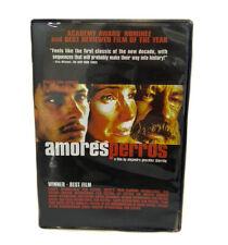 Amores Perros (Dvd, 2001) Gael Garcia Bernal, Emilio Echevarna