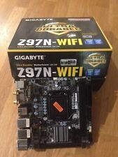 Gigabyte GA-Z97N-WIFI - Z97 Intel - Mini ITX - Socket 1150 - 2x DDR3
