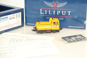 Liliput H0 241383 AC Diesellok Firma Wiebe Werklok 2 Digital in OVP LA5059