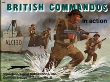 British Commandos in Action by Thompson, Leroy, Sr.