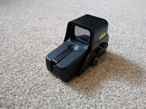 Eotech style Holographic Red Dot - Airsoft Air Gun