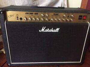 marshall jcm 2000 TSL602 60 W Used