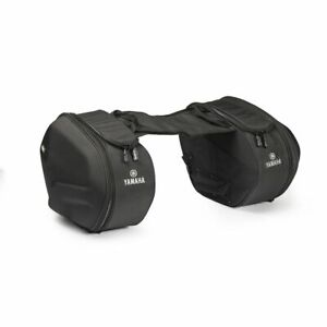 New Genuine Yamaha Soft Side Bags Luggage Panniers MT 07 MT09 FZ1 Tracer
