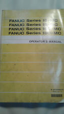 Used Fanuc B-62764EN/01 Operator's Manual