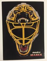 1992-93 ANDY MOOG Pinnacle Canadian MASKS Boston Bruins 263