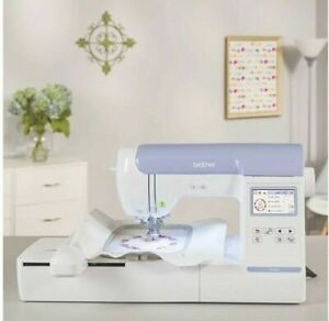 """🧵Brother PE800 5"""" x 7"""" Embroidery Machine, 138 Built-in Designs"""