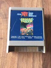 Atari 2600:         DESERT FALCON      ATARI XL-XE