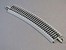 "BACHMANN E-Z TRACK HO 22"" RADIUS CURVE SECTION train gray eztrack BULK 44583 NEW"