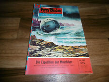 PERRY RHODAN # 189 -- die EXPEDITION der MAUSBIBER // (GUCKY) 1. Auflage 1965