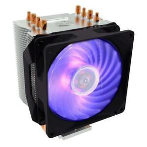 Cooler Master RGB Hyper H410 CPU Air Cooler 4 Heatpipes Compact Heatsink RR-H410