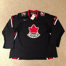 NWT 2006 Team Canada IIHF World Junior Championships Hockey Jersey Nike XL