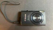 Canon PowerShot ELPH 310 HS 12.1MP Digital Camera - Black