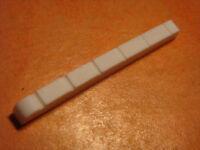 Restauration Lutherie Guitare folk cordes acier sillet Creusé cordes standard