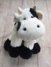 "Fat Cow Plush Toy 13"" by UniPak Cow stuffed Animal"