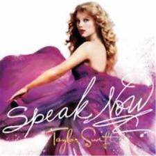 Taylor Swift-Speak Now (UK IMPORT) CD NEW