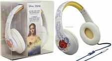 "Licensed Disney Beauty & The Beast ""ENCHANTED ROSE"" Over The Ear Headphones"