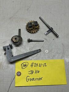 1966 John Deere 110 Round Fender Tractor Kohler K181 Governor Parts