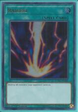 Yugioh Card - Raigeki *Ultra Rare* LCKC-EN088 (NM/M)