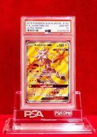 PSA 10 GEM MINT Full Art Xurkitree GX #142/156 Pokémon Sun & Moon Ultra Prism