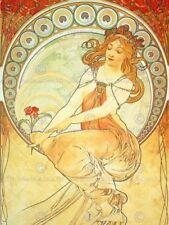 Reproduction Art Posters Alphonse Mucha