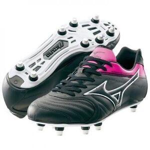 MIZUNO Rugby Shoes MIZUNO SAMURAI POWER FS Black X black 14KR350 US7