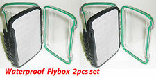 Kufa Waterproof Flybox 2 pcs combo (F226X2)