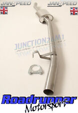 Janspeed Corolla AE86 RWD Exhaust Centre Silencer Box Stainless SS689i