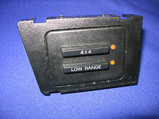 Ford Explorer 4x4 Dash Switch 4wd Control Button 1990 1991 1992 1993 1994 Ranger