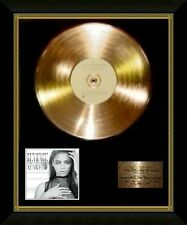 Beyonce / Ltd Edition CD Gold Disc / Record / I Am Sasha Fierce