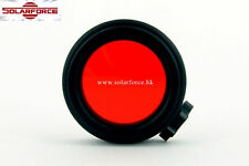 Solarforce L2-CFR Red Color Filter Cover 4 6P 9P G2