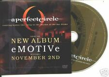 a perfect circle -counting bodies  promo dvd RARE  tool
