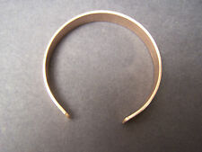 "(1)71/4"" Copper Cuff Bracelet. Folk Remedy Pains & Arthritis"